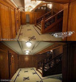 Titanic - Honor and Glory - comparison 4