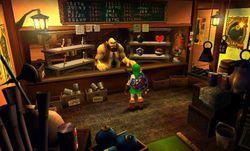 """Legend of Zelda - Majora Mask 3D """"height ="""" 130 """"width ="""" 216"""