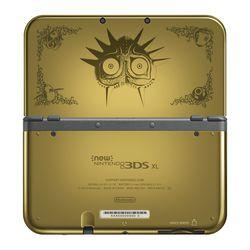 New 3DS XL Zelda Majora Mask - 1