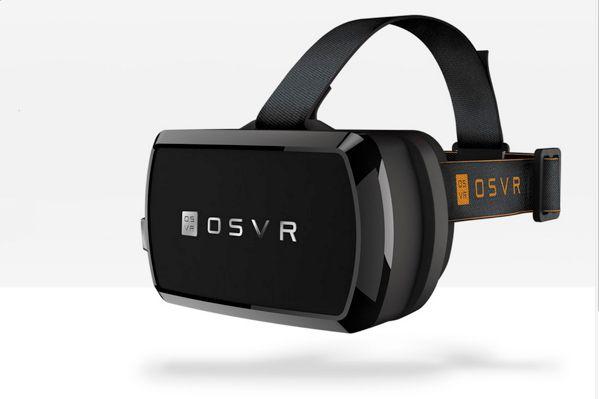 Razer OSVR, the Open Source virtual reality headset