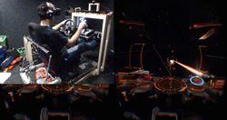 "Elite Dangerous - 3DoF simulator ""height ="" 130 ""width ="" 247"