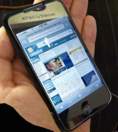 ipv3 - Le nouvel iPhone s
