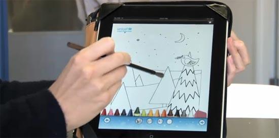 A brush for the iPad - Belgium-iPhone
