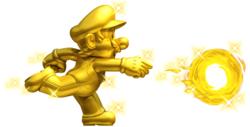 """Golden Mario """"height ="""" 120 """"width ="""" 237"""