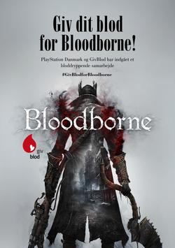 """Bloodborne - blood donation """"height ="""" 182 """"width ="""" 127"""