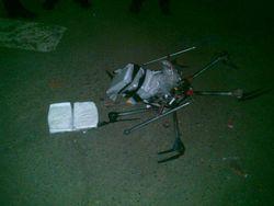 Meth drone