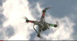 florida campus drone