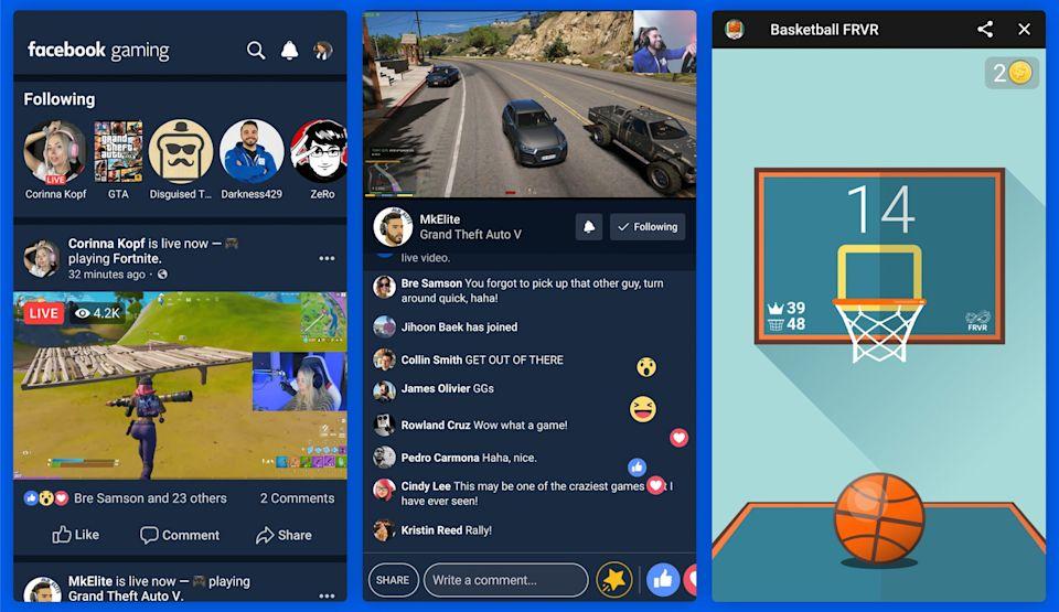 Facebook va lancer une nouvelle application de jeu pour rivaliser avec Twitch, YouTube et Mixer aujourd'hui - TheSixthAxis