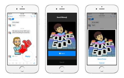 Facebook-Messenger-applications