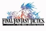 Final Fantasy Tactics PSP - PAL cover