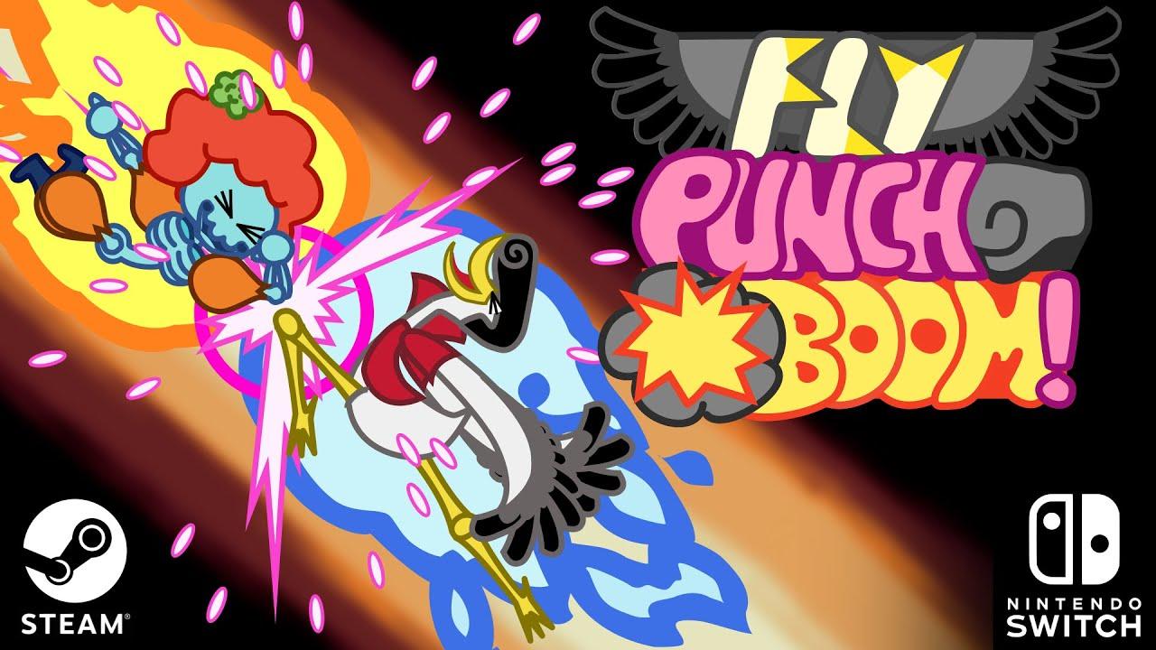 Fly Punch Boom! Révèle une démo jouable avec une bande-annonce de chanson à thème