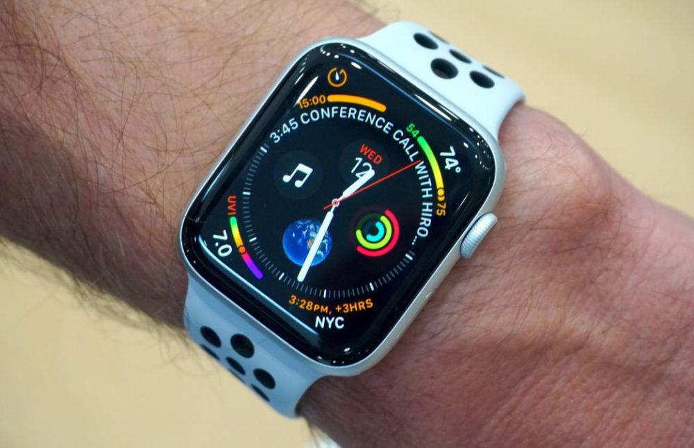 Apple Watch Series 4 watchOS 5 Comment améliorer l'autonomie de son Apple Watch ?