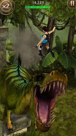 "Lara Croft Relic Run - 3 ""height ="" 180 ""width ="" 101"