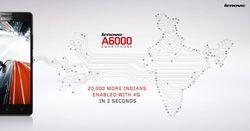 Lenovo A6000 success