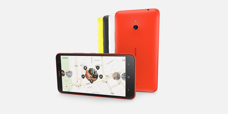 Microsoft Lumia 1330: first details on its characteristics