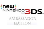 New Nintendo 3DS Ambassador Edition - logo