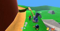 Super Mario 64 Unity - 2