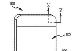 iPhone sapphire patent sticker