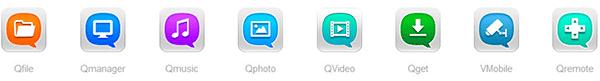 Qnap mobile applications