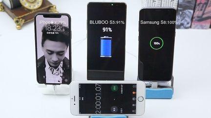 Bluboo S3 battery