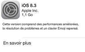 iOS 83