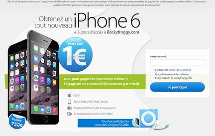 IPhone 6 1 scam?