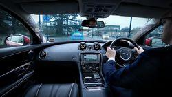 Jaguar Land Rover augmented reality 1