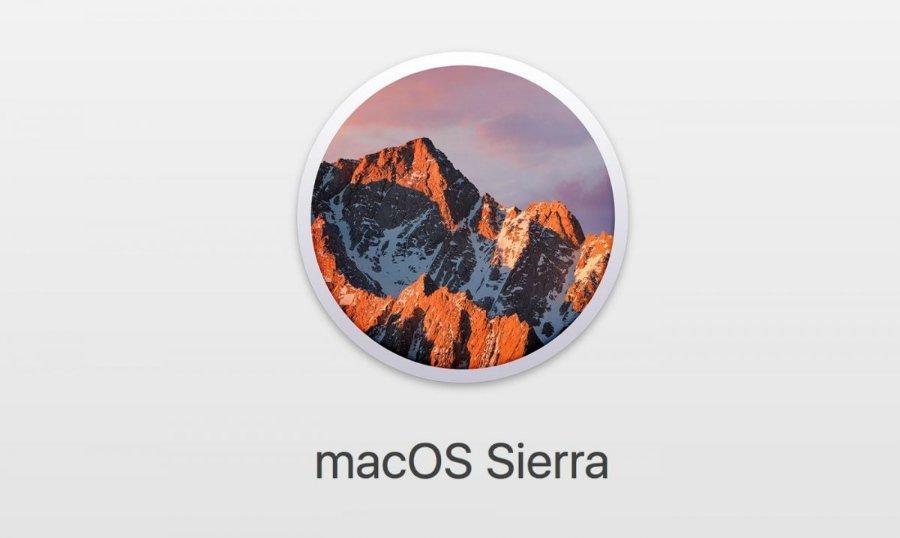 macOS Sierra logo - Mac: macOS Sierra 10.12.1 available in final version