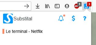movie series caption plugin streaming browser
