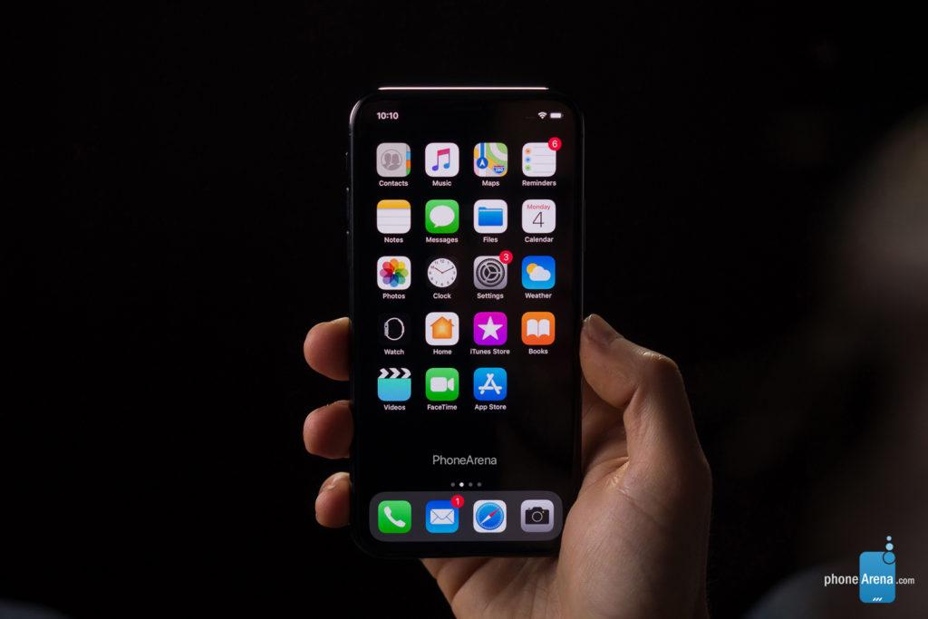 iPhone 11 XI dark 3D rendering iOS 13 2 1024x683 - iOS 13: a 3D rendering of the dark mode on the iPhone XI