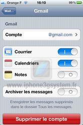 3 GCAL Tip: Synchronize the iOS calendar with Google Calendar