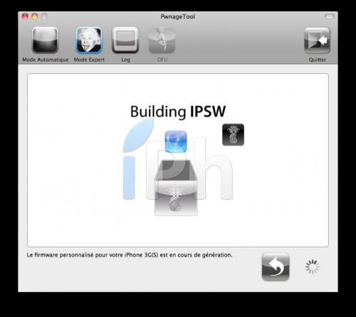 Screen 2010 06 08 at 19.59.54 500x446 Jailbreak tutorial of iPhone 3GS in 4.0.2 with PwnageTool [Mac]