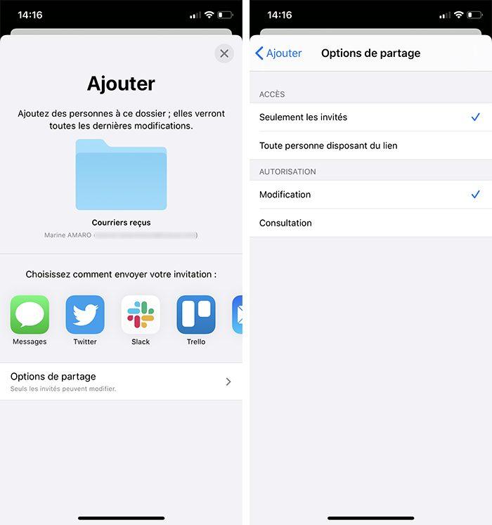 iphone folder sharing icloud adding people How to use iCloud folder sharing with your iPhone, Mac, Windows