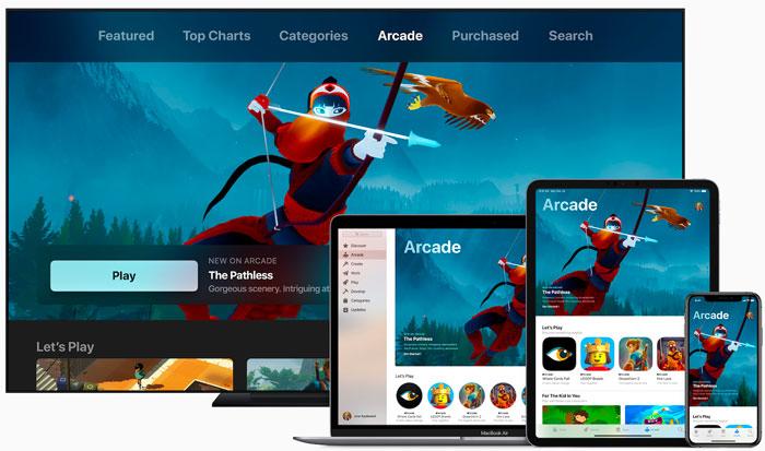 Apple Arcade Apple TV Mac iPad iPhone - Apple Arcade: hundreds of millions of dollars invested by Apple