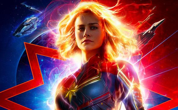 Captain Marvel - Brie Larson (Captain Marvel) will star in a series for Apple!