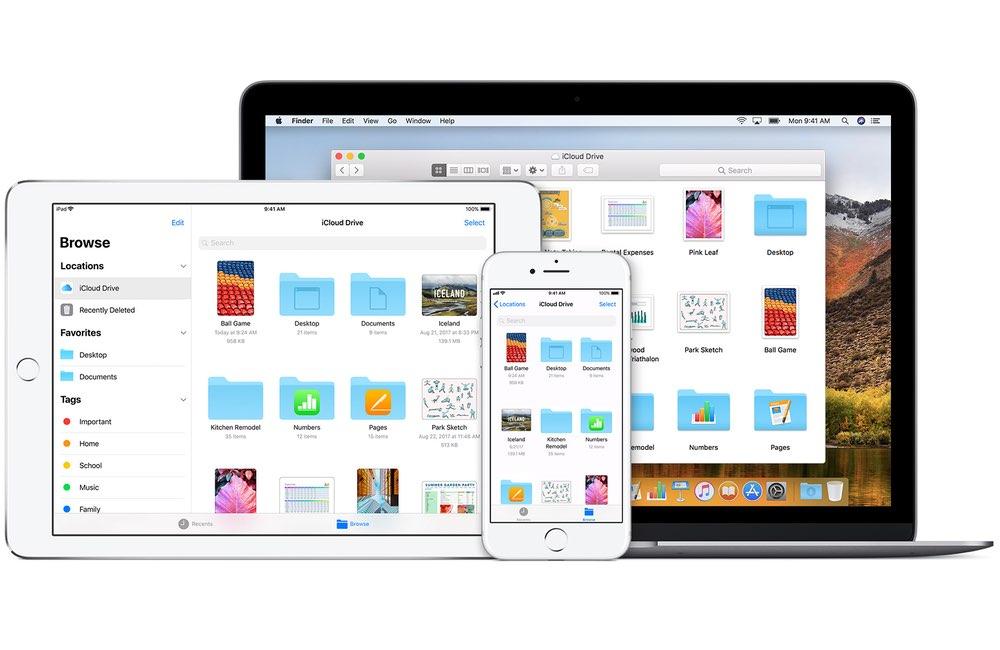 iphone ipad mac icloud How to use iCloud folder sharing with your iPhone, Mac, Windows