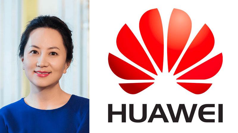 Meng Wanzhou Huawei CFO - Huawei CFO used iPhone 7 Plus, iPad Pro and Macbook Air