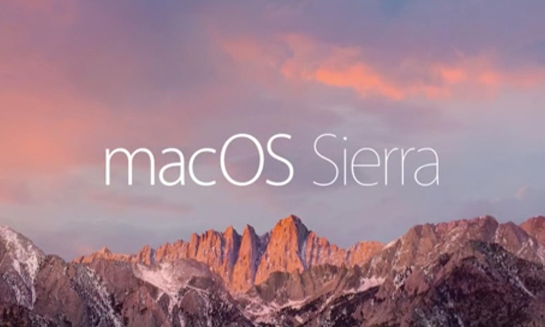 macOS Sierra - Mac: macOS Sierra beta 7 available (developers & public)