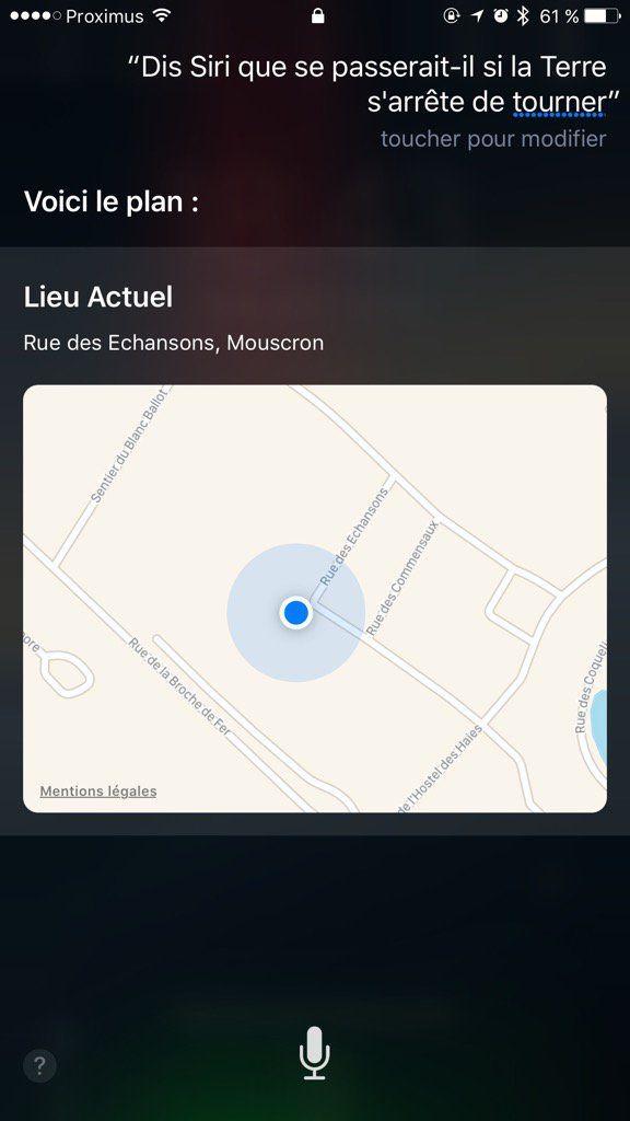 twitter siri - Siri: Apple is looking for an employee to monitor Siri's blunders