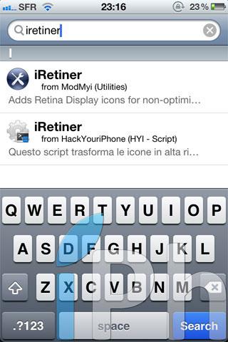1154 Tutorial Adapt non-Retina icons to Retina version using iRetiner