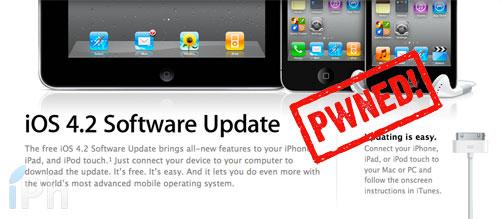 1174 Jailbreak Untethered iOS 4.2.1 Tutorial with Redsn0w 0.9.7b1 [MAC]