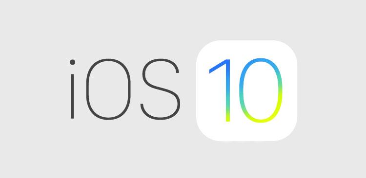 Logo iOS 10 - iOS 10 & macOS Sierra: public beta is now available