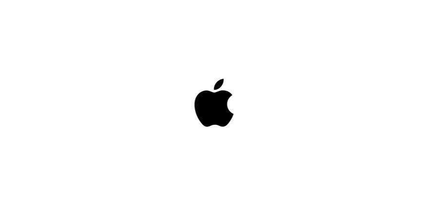 Apple logo black white - iOS 10.3.2, watchOS 3.2.2, macOS 10.12.5 & tvOS 10.2.1 available