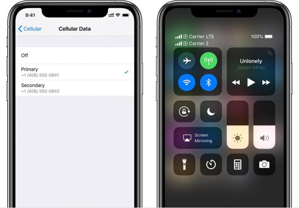 iPhone XS Dual SIM Card 1033x720 1024x714 - iPhone XS & iPhone XR: Orange eSIM plans for early 2019