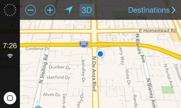 iOS in the car 2 - iOS in the Car: 3 screenshots revealed