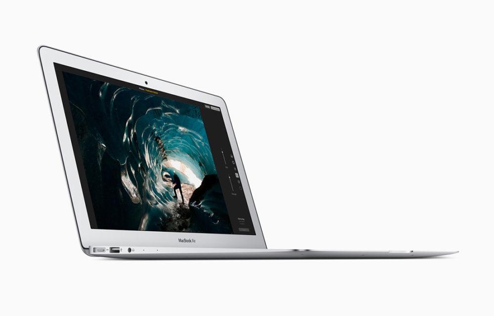 apple macbook air 1000x641 The MacBook Air 2012 soon obsolete but will enjoy repairs until 2020