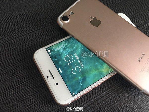 iphone 7 photos allume - iPhone 7 & 7 Plus : les 3 Go de RAM de nouveau évoqués