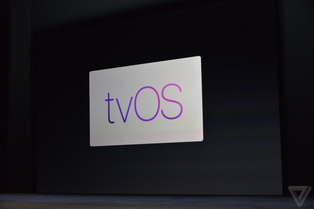 apple tv keynote tvos 1024x683 - Keynote: Apple TV 4 on tvOS, with App Store, Siri, remote control, ...