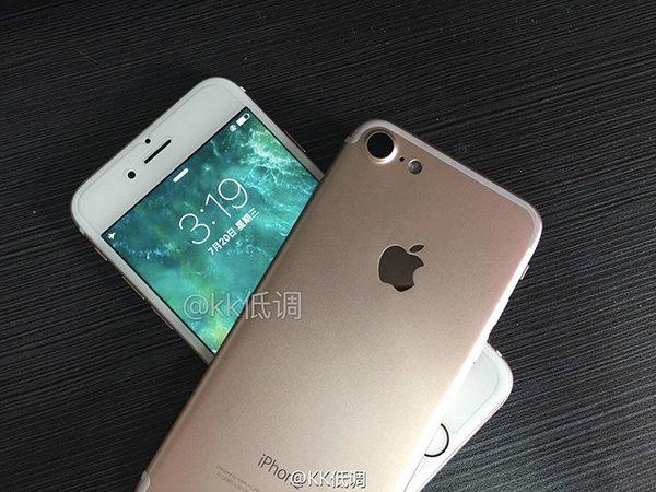 iphone 7 photos allume 3 - iPhone 7 : une sortie repoussée à une date ultérieure au 30 septembre ?