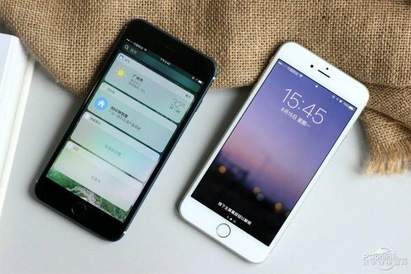 iPhone 7 Plus Bleu Nuit 2 - Apple met la pression sur ses fournisseurs pour l